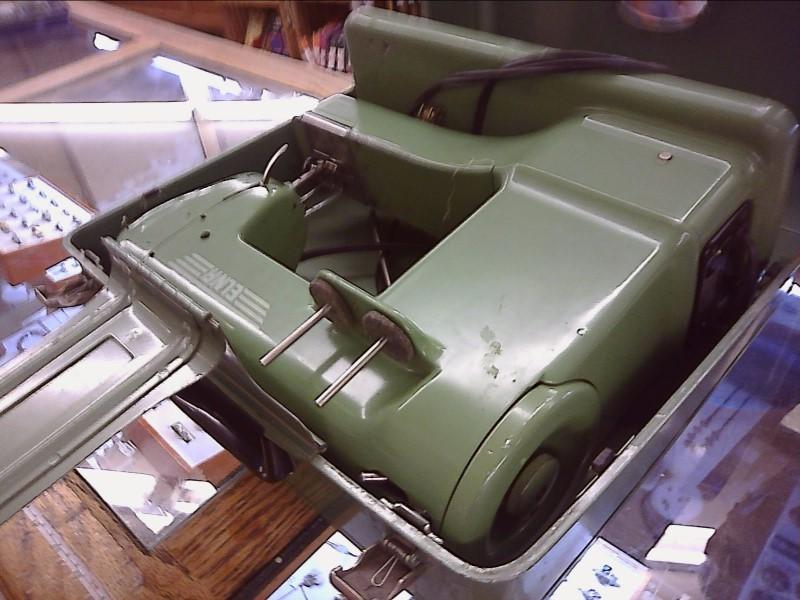 ELNA Sewing Machine 10295
