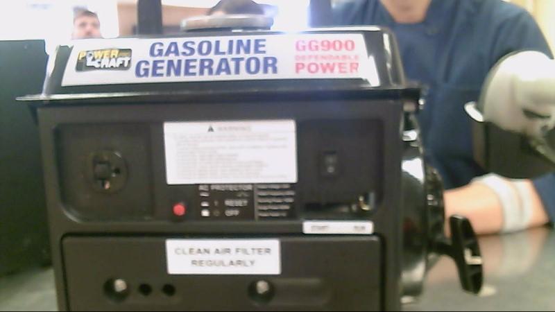 POWER PRO CRAFT GENERATOR 900W GG900 63CC