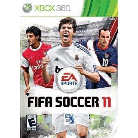 MICROSOFT Microsoft XBOX 360 Game FIFA SOCCER 11