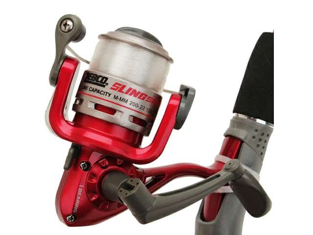 ZEBCO Fishing Reel SLINGSHOT