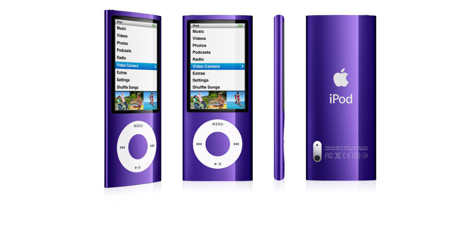 APPLE IPOD IPOD MC034LL