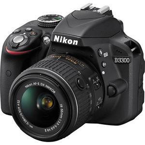 NIKON Digital Camera D3300