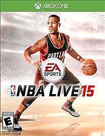 EA Microsoft XBOX One Game NBA LIVE 15 - XBOX ONE