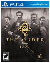 SONY Sony PlayStation 4 Game THE ORDER 1886