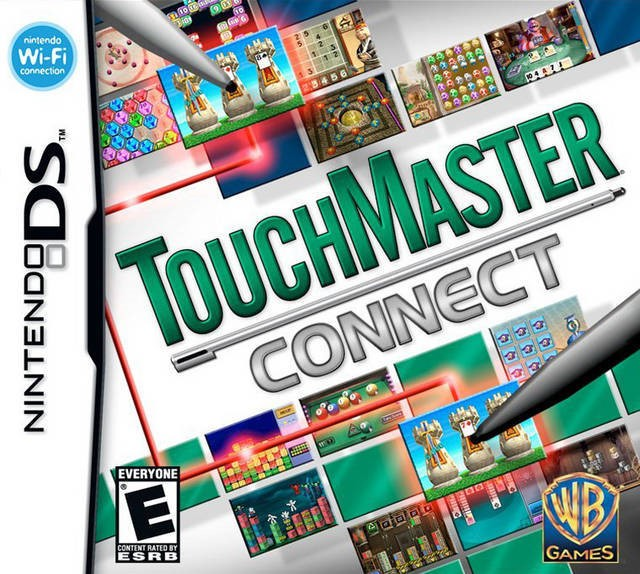NINTENDO Nintendo DS Game DS TOUCHMASTER GAME