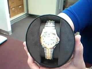 CITIZEN Gent's Wristwatch 1102-S085760 DF