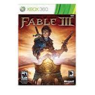 MICROSOFT Microsoft XBOX 360 Game FABLE III - XBOX 360