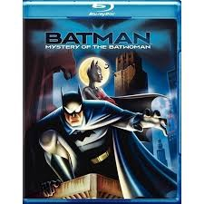 BLU-RAY MOVIE BATMAN MYSTERY OF THE BATWOMEN