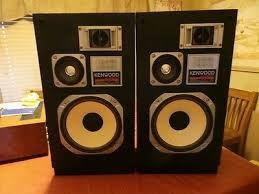 KENWOOD Speakers/Subwoofer JL-640W