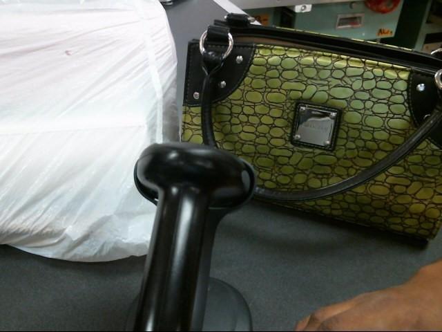 MICHELL ENGINEERING Handbag BAG GREEN HANDBAG