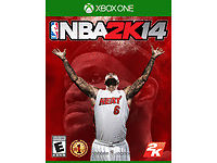 MICROSOFT XBOX One Game NBA 2K14 - XBOX ONE