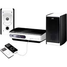 JVC Mini-Stereo UX-EP25