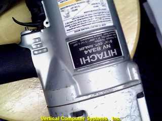 NV_83A4 NAIL GUN HITACHI   SILVER