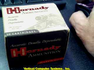 CRITCAL_DEFENSE_460_S&_W  HORNADY  LOT 311 0497