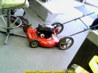 225110X99A LAWNMOWER (PUSH) MURRAY  GREAT CONDTITON RED