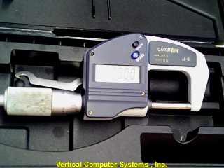 MITOTOYO Micrometer 293-832 MDC-1 SFB