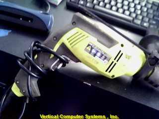 RYOBI Corded Drill D620H