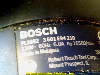BOSCH Planer PL1982 3601E94210