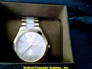 MICHEAL KORS Gent's Wristwatch MK4294 WATCH
