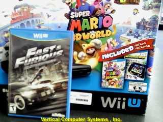 NINTENDO Wii U WII U BUNDLE