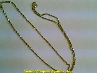 ROPE-SOLID  CHAIN L'S 14KT ROPE-SOLID PW3966 2.1/YG