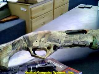 BENELLI__USA_CORP SUPER_NOVA SHOTGUN-PUMP BENELLI SUPER NOVA ADVANGE TIMBER CAMO