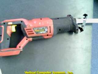 CHICAGO_ELECTRIC 68852 SAWZALL-RECIPROCAL    11_G CORDLESS, 18 VOLT, STROKE MARO