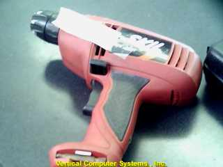 6265 DRILL SKIL   RED