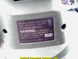 BD5100 PLANER BLACK & DECKER  CORDED, ID# 2011 DARK_GREEN