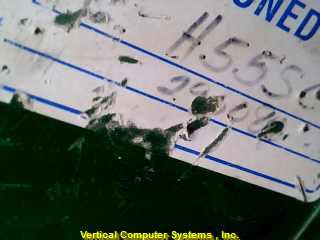 H55SC HAMMER/ROTARY DRILL HITACHI  CORDED, ID #4715 DEMOLITION HAMMER GREEN_GREY
