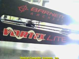 BARNETT BARNETT BOW/CROSSBOW   BARNETT VORTEX LITE COMPOUND BOW PW4960 BLK