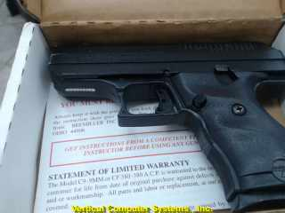 HIPOINT C9 PISTOL-SEMI AUTO  9MM  BLACK