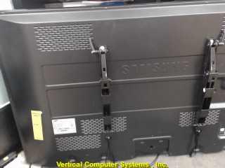 SAMSUNG PN51F4500AFXZA LCD TV  W/REMOTE W/REMOTE BLACK