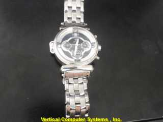 AQUA EXCLUSIVES GOLD/SILVER WATCH PLATED   MAS TER WATCH