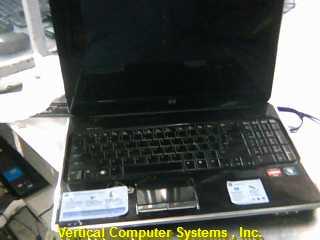 HP DV6 COMPUTER-LAPTOP    BLACK