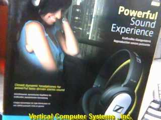 SENNHEISER Headphones HD201