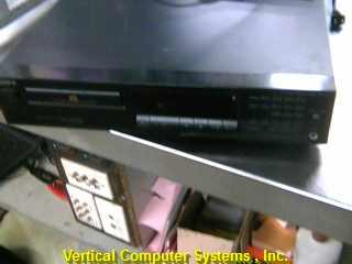 NO REMOTE NO_REMOTE_CDP-311 DVD PLAYER SONY NO REMOTE  BLACK