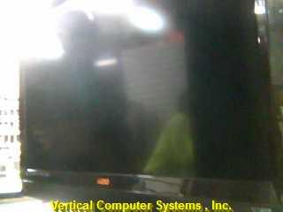 VIZIO VL370M LCD TV  NO REMOTE  BLK