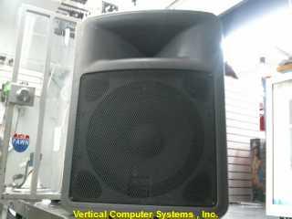 PEAVEY Speakers/Subwoofer PR-15-RX