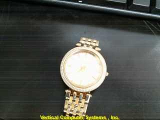 MICHAEL KORS Lady's Wristwatch MK-3438