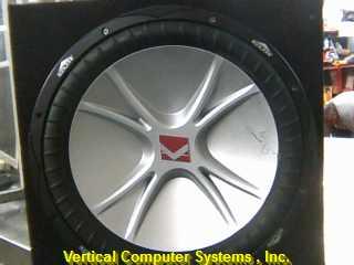 KICKER Car Audio CVR