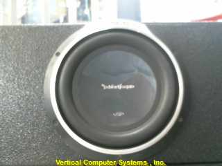ROCKFORD Car Speakers/Speaker System P3S