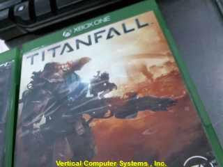 TITANFALL Microsoft XBOX One Game XBOX ONE GAME