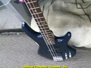IBANEZ Bass Guitar GSR200