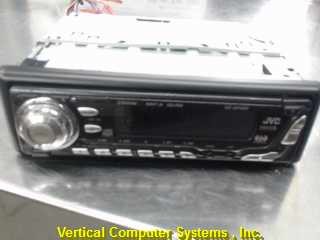 JVC Car Audio GE3118