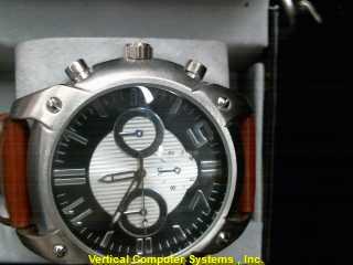 ALDO S-3507 GOLD/SILVER WATCH PLATED   52.6K#7 WATCH