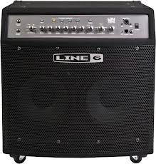 LINE 6 Bass Guitar Amp LD400 PRO