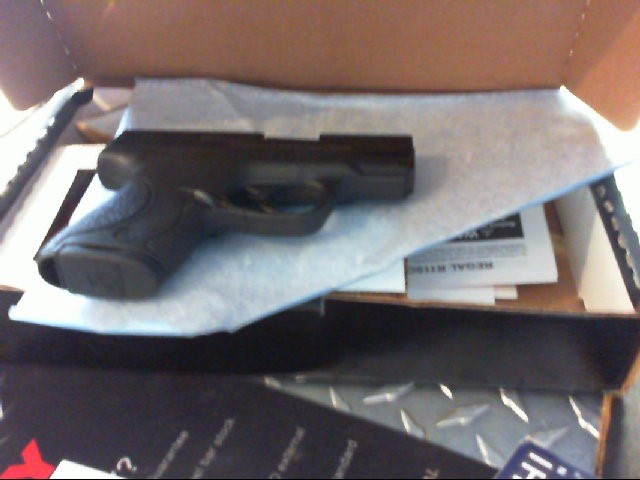 SMITH & WESSON Pistol M&P 9 SHIELD
