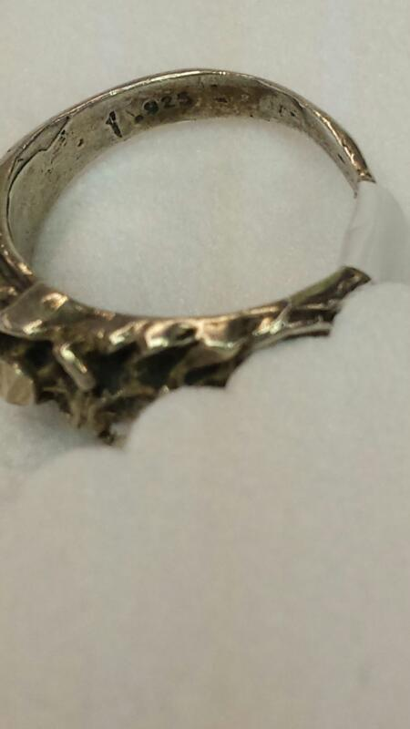Lady's Silver Ring 925 Silver 2.13dwt Size:4