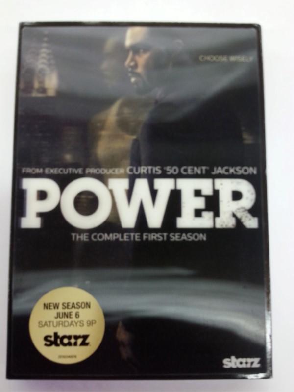 DVD BOX SET DVD POWER COMPLETE FIRST SEASON